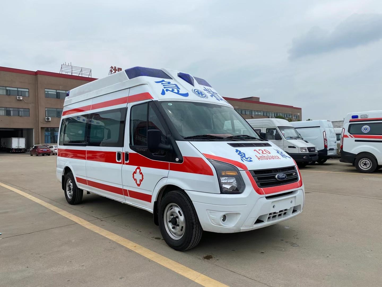 負壓救護車哪里有賣?圖片