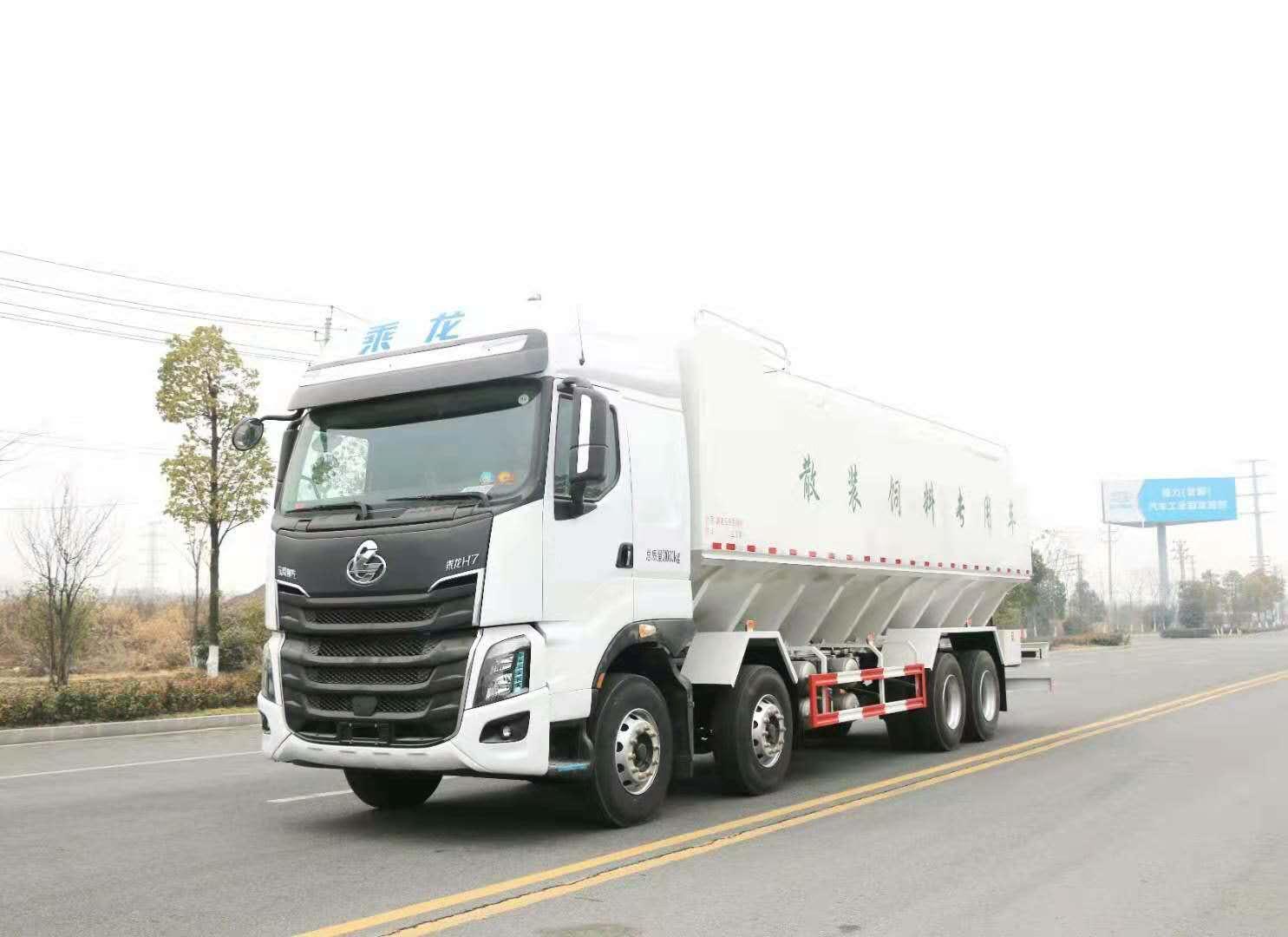 國六柳汽前四后八20噸21噸22噸拉飼料車很低價格,廠長筆記97