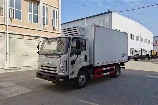 江铃凯运国六4.2米冷藏车价格|配置|图片,厂长笔记105