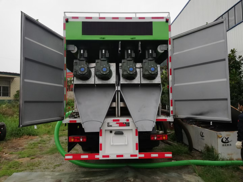 污水凈化車多少錢? 污水處理車哪里有賣?視頻