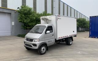 國六開瑞1.5L汽油機3.22米冷藏車圖片