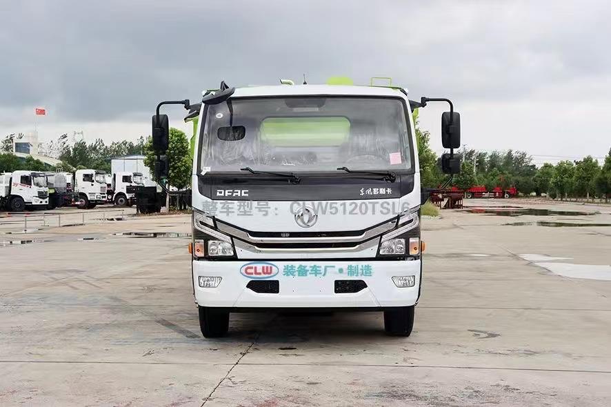 東風大多利卡掃路車廠家直銷,優惠3000還送臨時牌照圖片