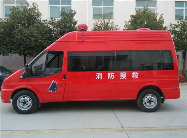 国六警犬运输车,6笼位警犬运输车,搜救犬运输车,缉毒犬运输车