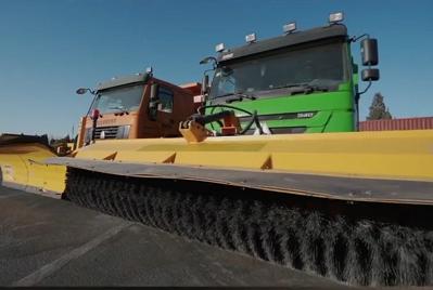 大型除雪车视频介绍视频