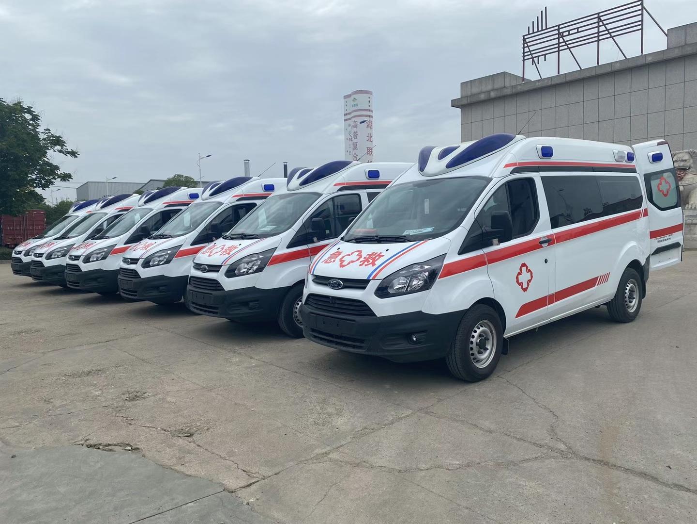 監護型救護車多少錢?圖片