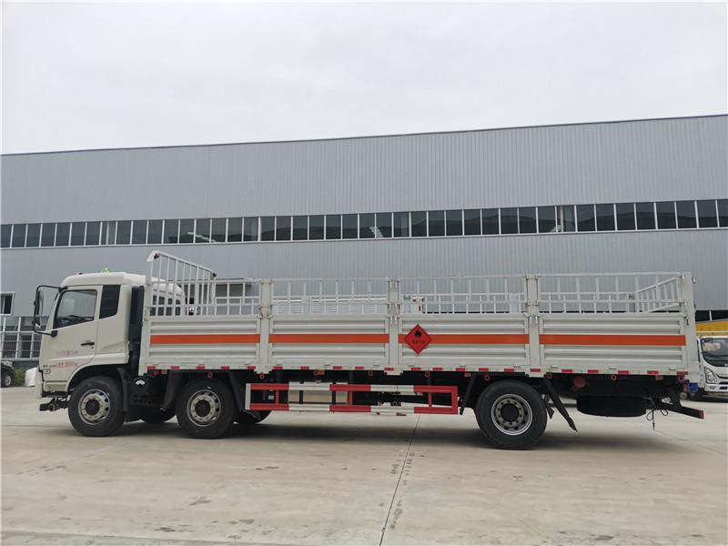 长途运输专用国六7米7液化气瓶钢瓶配送车天津可以落户吗图片