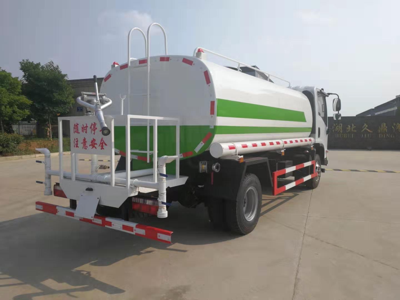 国六4方多利卡洒水车--环卫绿化专用车