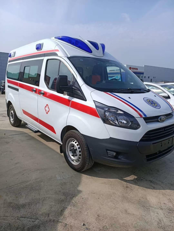 V362监护型救护车多少钱? 监护型救护车价格图片
