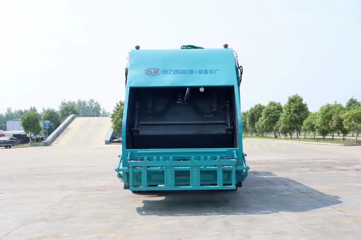 東風9D17方壓縮垃圾車廠家直銷包送到家圖片