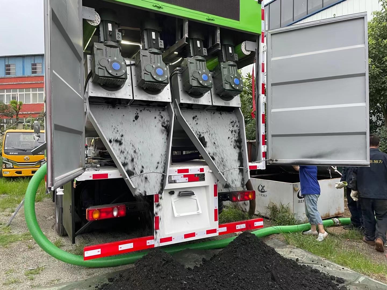 污水净化车哪里有卖? 污水净化车报价视频