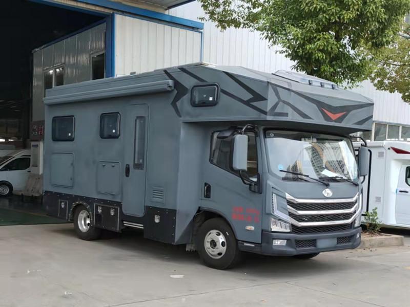 新款网红硬派装甲越野h500轻卡房车全新上市