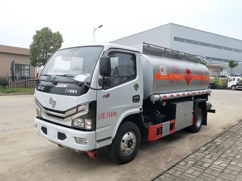 东风多利卡国六5.35方加油车 楚胜厂家批发价一台也是批发价