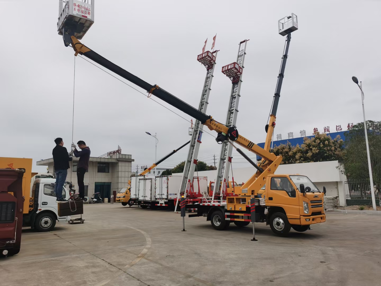 24米直臂高空作业车报价 伸缩臂高空作业车多少钱?视频