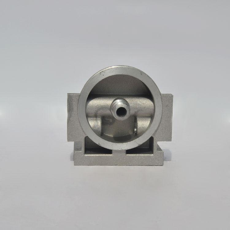 蚌埠金冕柴油滤清器5327铝座铝座总成 滤芯 柴油芯 柴滤清器滤座图片