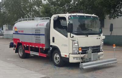 凯马4.5吨路面高压清洗车高压清洗车图片