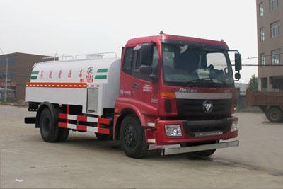 福田10吨高压清洗车/路面高压清洗车高压清洗车图片