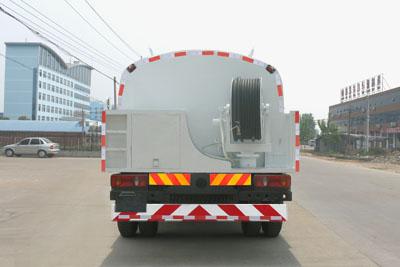 福田10吨高压清洗车/路面高压清洗车图片