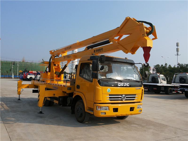 东风18米高空作业车折臂高空作业车图片