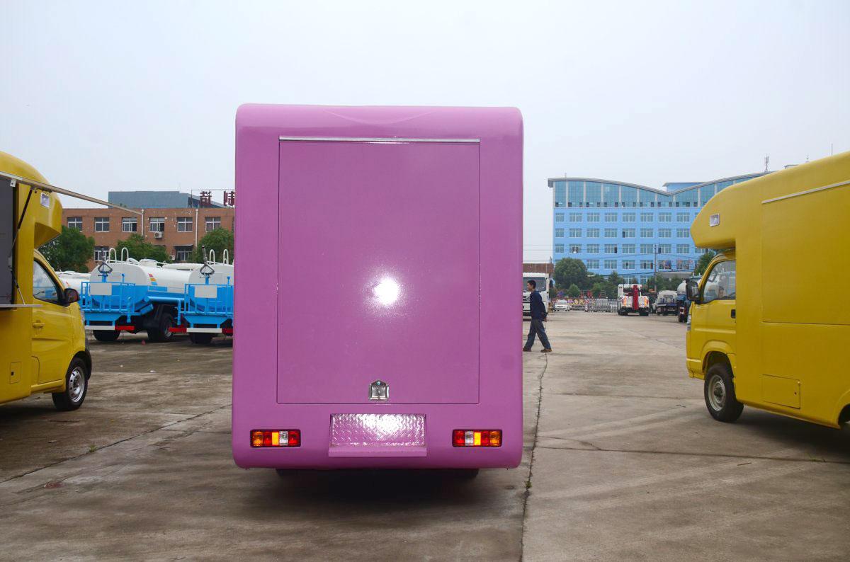 东风俊风国五流动售货车图片