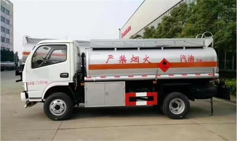 东风小多利卡5吨加油车5吨加油车图片
