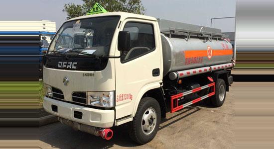 东风多拉卡5吨加油车加油车图片