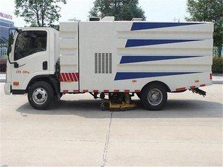 大运5方吸尘车5吨吸尘车图片