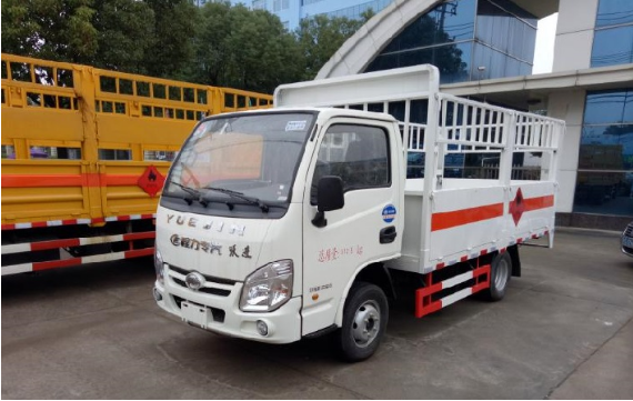 跃进小福星3.16气瓶运输车载重1吨3米气瓶运输车图片