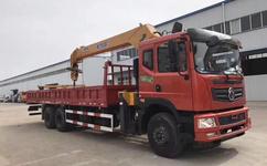 东风专用底盘D3新款12吨徐工随车吊价格三一石煤14吨起重机售价图片