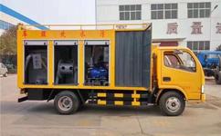河南省污水处理车厂家直销图片