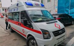 福特V348半监护救护车价格   生产厂家图片