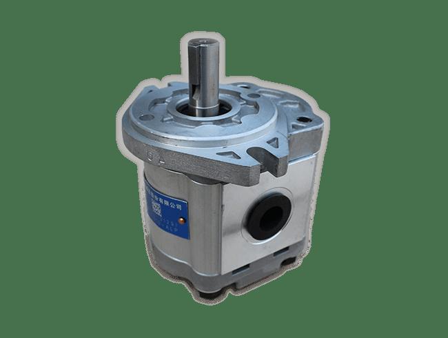 扫路车齿轮油泵图片