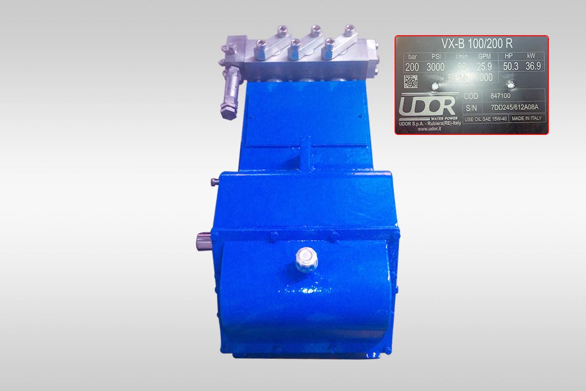 高压清洗车专用车配件厂家直销 高压清洗泵图片