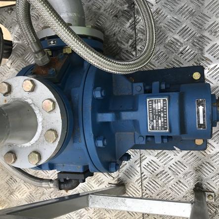 沥青洒布车配件沥青泵图片