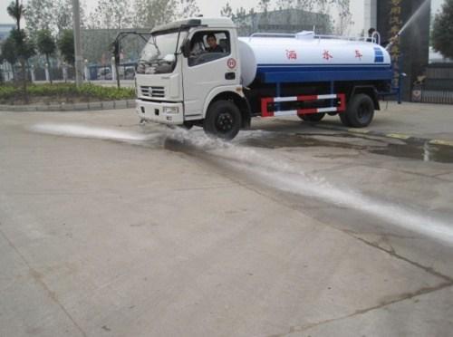 东风福瑞卡5吨洒水车 (5)