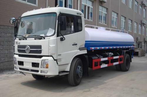 东风天锦15吨绿化洒水车15吨洒水车图片