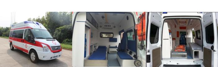 福特V348长轴高顶救护车 (5)