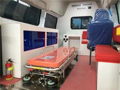 福特救护车福特新世代长轴救护车图片