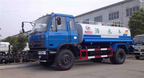 国五东风12吨145 洒水车图片
