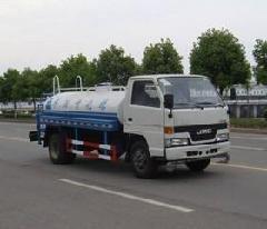 国五江铃顺达5吨洒水车图片