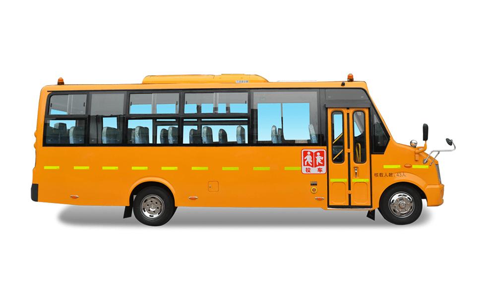 长安牌SC6795型32-45座幼儿专用校车图片