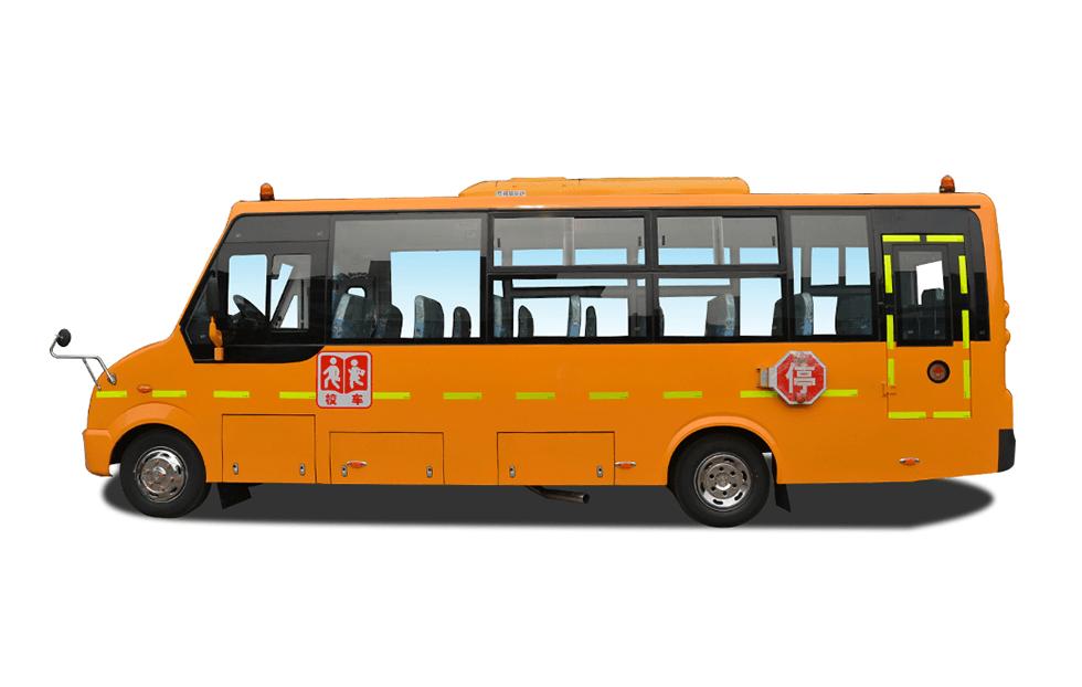 长安牌SC6635型24-32座幼儿专用校车图片