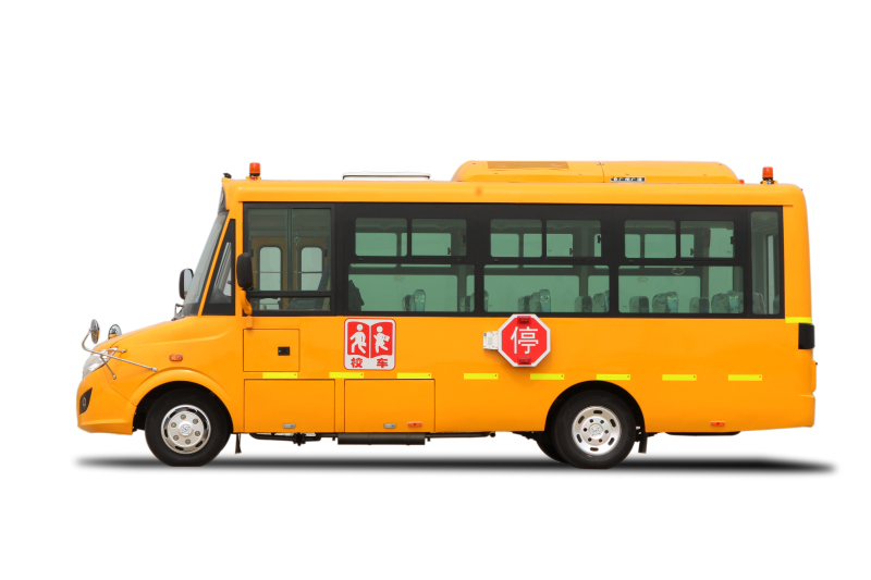 东风莲花19座--42座幼儿专用校车价格|图片|配置|参数图片