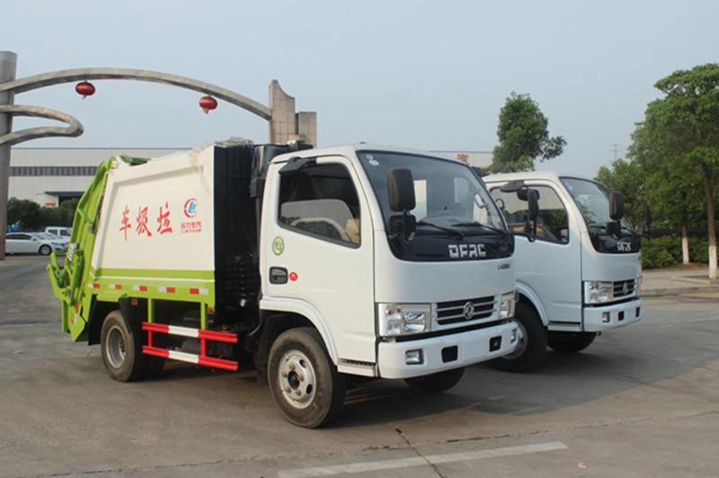 程力专汽-环卫垃圾车专业厂家直销价格图片
