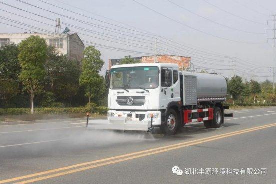 国六东风D9高端城市高压清洗车价格配置,周厂长推荐图片