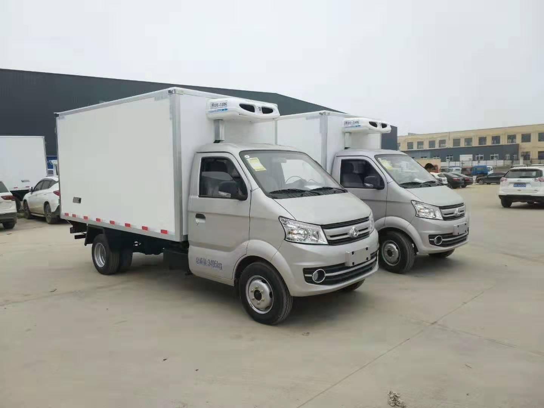 伽途冷藏车 2米8冷藏车 3米1冷藏车图片