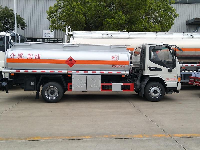 江淮5吨加油车手续齐全多少钱 视频