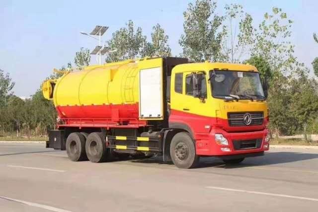 第二批罗茨机组清洗吸污车终于发车,马上将为祖国建设作贡献了。