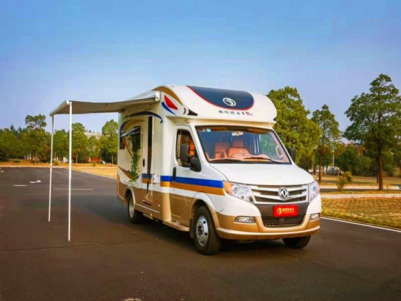 国产房车 东风御风C型房车参数、配置、报价图片