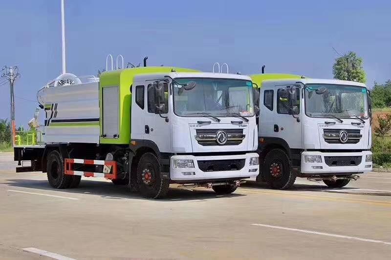 国六东风大多利卡D9雾炮车喷雾60米厂家最新价格和图片图片
