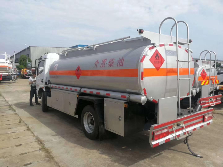 八吨流动加油车